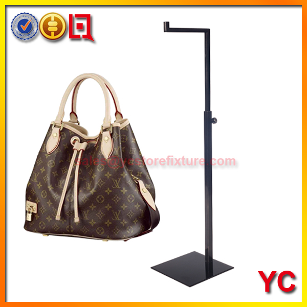 44248c1029 Lady handbags stand rack-YC Store Fixture provide clothing display ...