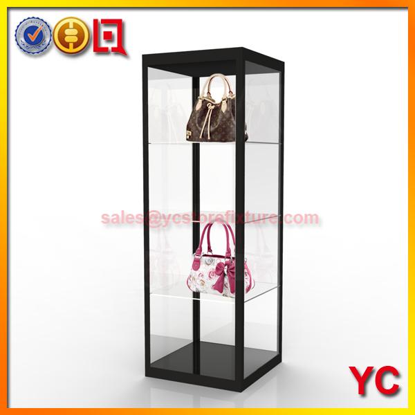 Yc Store Fixture Provide Clothing Display Rack Shoes Display Rack