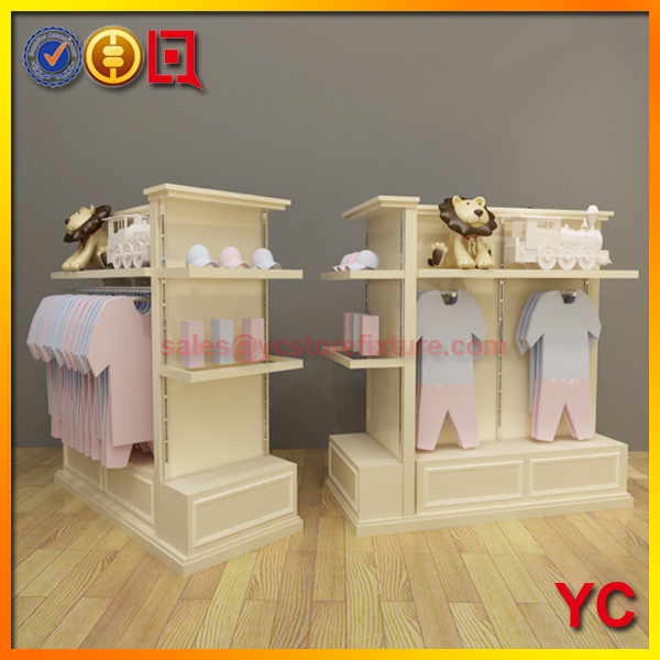 f51611e13 Low cabinet for children clothing-YC Store Fixture provide clothing ...